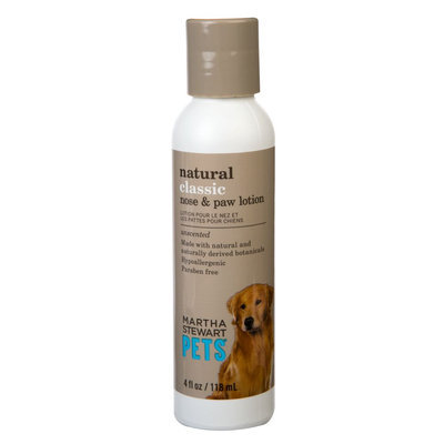 Martha Stewart Pets® Unscented Dog Nose and Paw Lotion