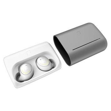 Bragi The Dash Wireless Smart Earphones - White (B1000-W)