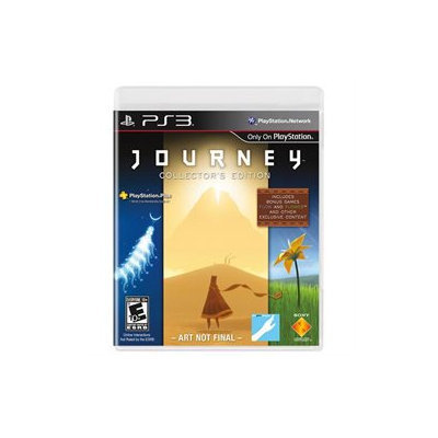 Sony 98377 Journey Collector's Edition for PlayStation 3