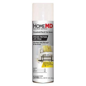 Home MD, Maximum Defense Household Flea and Tick Spray