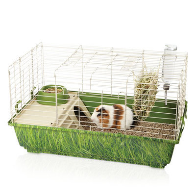 National Geographic, Connectable Guinea Pig Small Animal Habitat size: Small Long