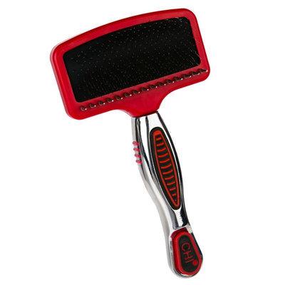 Chi Long Hair Slicker Shedding Rake Combo