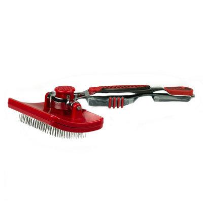 Chi® Pivoting Slicker Dog Brush size: Small