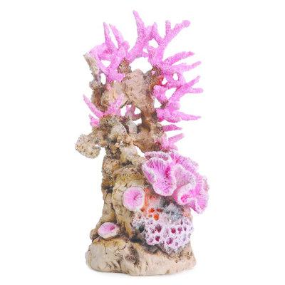 biOrb Reef Ornament Aquarium Sculptures - Pink