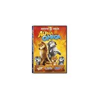Alpha & Omega 3 Movie Pack - Part 1 (Dvd)