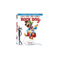 Rock Dog (Blu-ray + Digital)