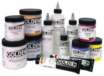 Golden Open Acryl 2oz C.p. Cadmium Orange
