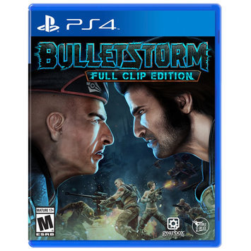 Gearbox Publishing Llc Bulletstorm: Full Clip Edition Playstation 4 [PS4]