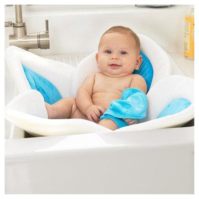 Blooming Bath - Bath Cushion - Blue