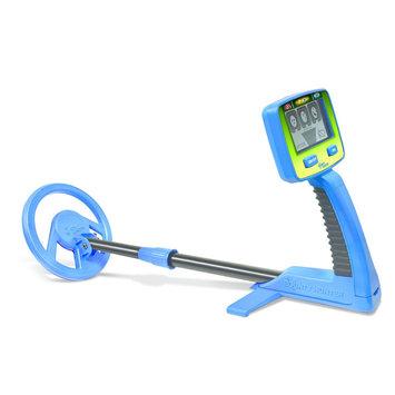 Bounty Hunter Junior Target I.D Metal Detector - Blue