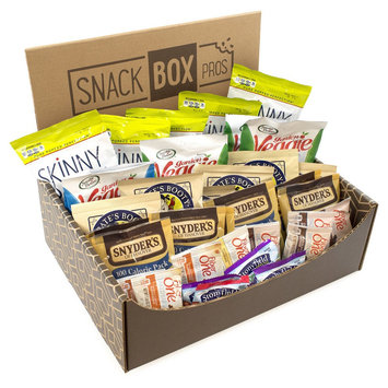 Candy.com Reserve, Snack Variety Packs