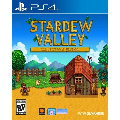 505 Games Stardew Valley: Collector's Edition Playstation 4 [PS4]