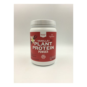 Whey Protein Powder Vanilla 60oz - Market Pantry