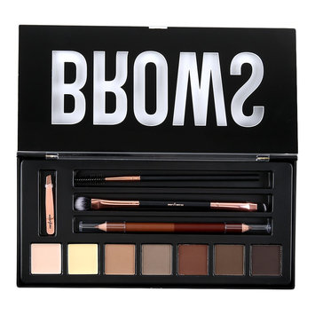 Profusion Cosmetics Absolute Brows Palette Multi-Colored