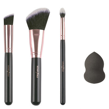 Profusion Cosmetics Face Sculpting Brush Collection 4pc