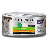 Authority® GNC Pets Puppy Food - Chicken size: 6 Oz