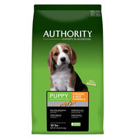 Authority® Puppy Food - Chicken and Rice size: 30 Lb
