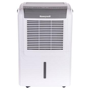 Honeywell - 45 Pint Dehumidifier - White