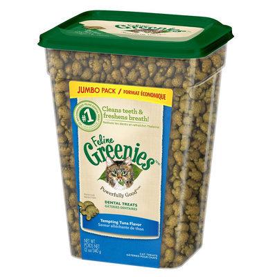 Greenies Greenies Feline Dental Treats - Tempting Tuna