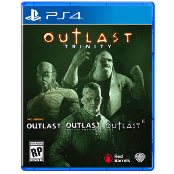 Whv Games Outlast Trinity Playstation 4 [PS4]