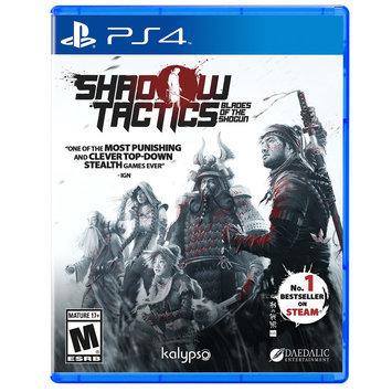 Kalypso Media Shadow Tactics: Blades Of Shogun Playstation 4 [PS4]