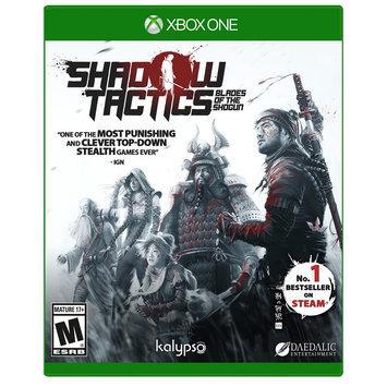 Kalypso Media Shadow Tactics: Blades Of Shogun XBox One [XB1]
