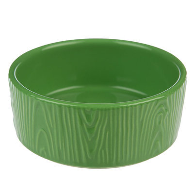 National Geographic, Ceramic Feeding Bowl size: 8 Oz