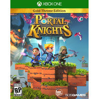 505 Games Portal Knights Gold Throne Edition XBox One [XB1]