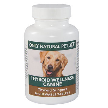Only Natural Pet Feline Thyroid Wellness