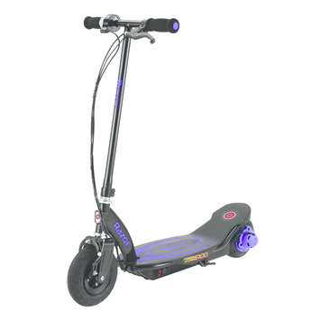 Razor Power Core E100 Electric Scooter - Purple/Black