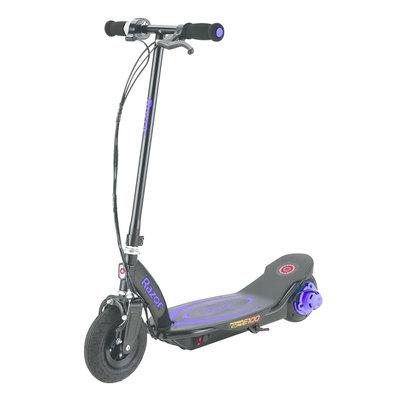 Razor Power Core E100 Electric Scooter - Purple/Black