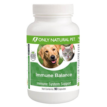 Only Natural Pet Immune Balance 90 Capsules