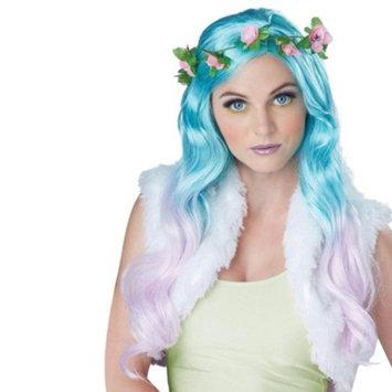Floral Fantasy Adult Wig