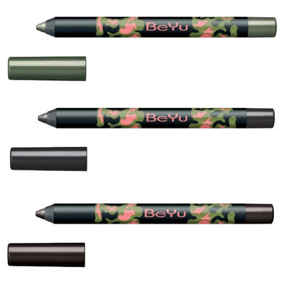 BeYu Gwp Multi- Colored Soft Eyeliners - 3 ct, Multi-Colored