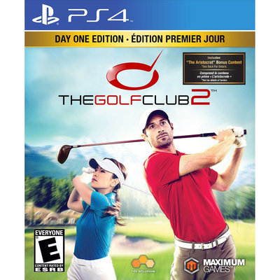 Maximum Games, Llc Golf Club 2 Playstation 4 [PS4]