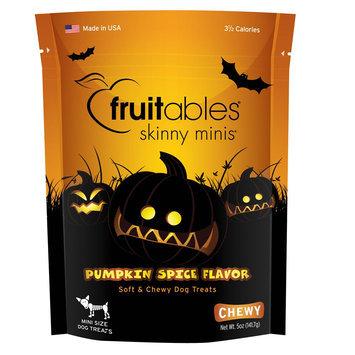 Fruitables® Skinny Minis, Gluten Free Pumpkin Spice Dog Treat size: 5 Oz
