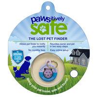Platinum Pets Platinum Pats Pet Finder Cat Tag - Blue