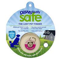 Platinum Pets Platinum Pats Pet Finder Tag - Small, Pink