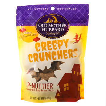 Old Mother Hubbard Creepy Crunchers P-Nuttier