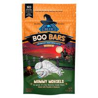 THE BLUE BUFFALO CO. BLUE™ Boo Bars® Mummy Morsels Dog Treat Natural Pumpkin