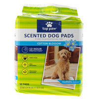 Top Paw® Scented Dog Pads size: 50 Count
