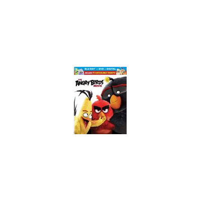 The Angry Birds Movie (blu-ray) (dvd) (digital Copy)