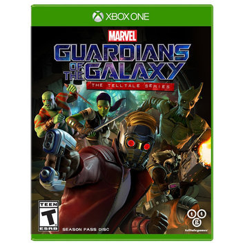 Whv Games Guardians Of The Galaxy: Telltale Series XBox One [XB1]