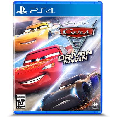 Warner Brothers Warner Bros. Cars 3: Driven To Win (Xbox 360)