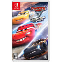 Warner Brothers Warner Bros. Cars 3: Driven To Win (Ps3)