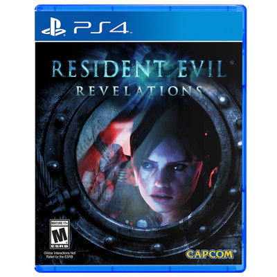 Capcom Resident Evil: Revelations Playstation 4 [PS4]