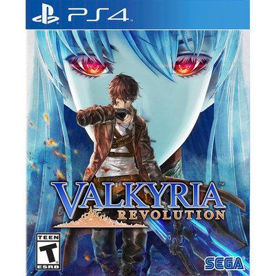 Sega Valkyria Revolution Playstation 4 [PS4]