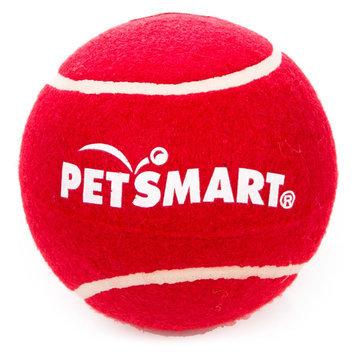 Grreat Choice PetSmart Tennis Ball, Red