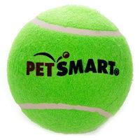Grreat Choice, PetSmart Jumbo Tennis Ball Dog Toy (Color Varies)