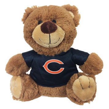 Chicago Bears NFL Teddy Bear Dog Toy, Pets First